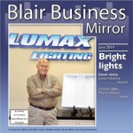 Lumax Altoona mirror cover